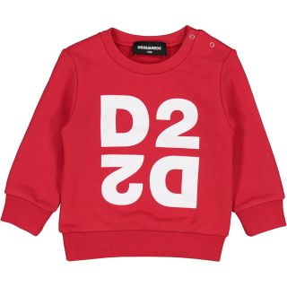 Baby Boys Double 'd2' Sweat