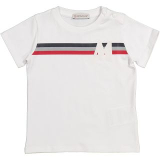Baby White Cotton T-shirt