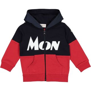 Baby Boys Branded Zip Up