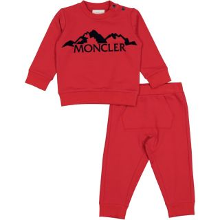 Baby Boys Branded Tracksuit