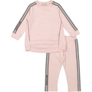Baby Girls Branded Tracksuit