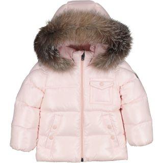 Baby 'k2' Pink Down Jacket