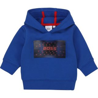 Baby Boys Blue Sweatshirt