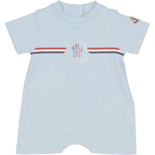 Baby Blue Logo Shortie