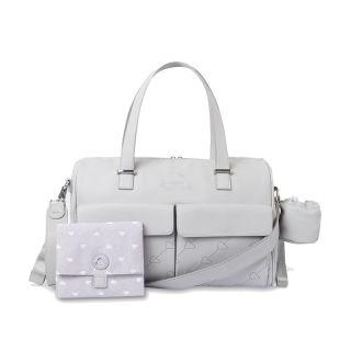Babies Grey Changing Bag