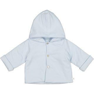 Babies Blue Jersey Jacket