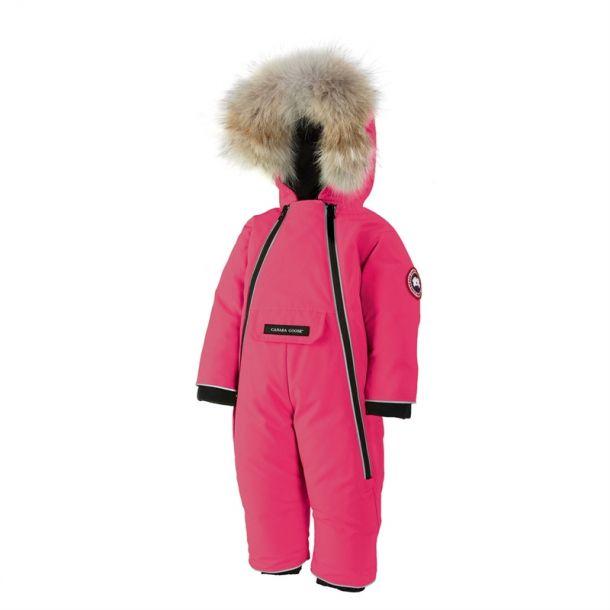Baby Lamb Down Snowsuit