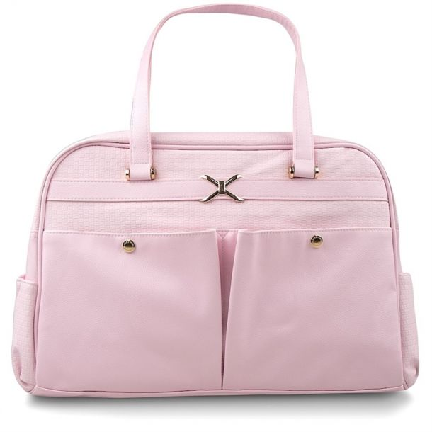 Pink Changing Bag & Mat