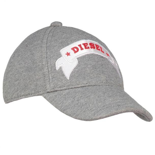 Baby Boys Grey Baseball Cap