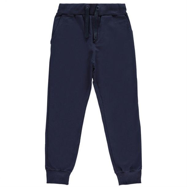 Boys Navy Track Pants