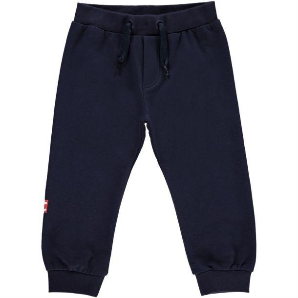 Baby Boys Navy Track Pants