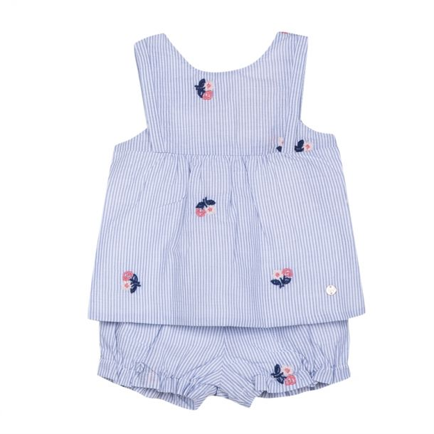 Baby Girls Top & Shorts