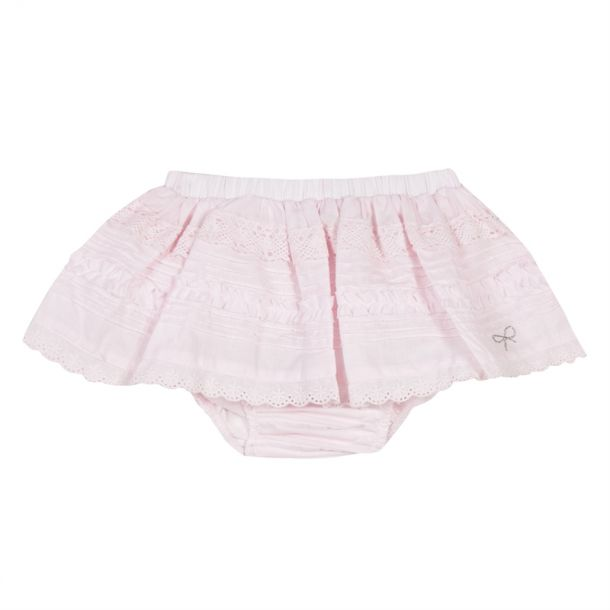Baby Girls Pale Pink Skirt