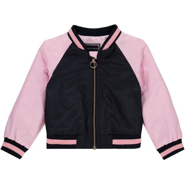 Baby Girls Two Tone Jacket