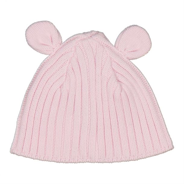 Baby Girls Ear Detail Hat