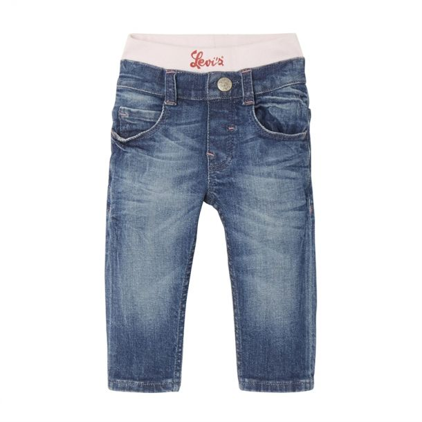 Baby Girls Branded Jeans