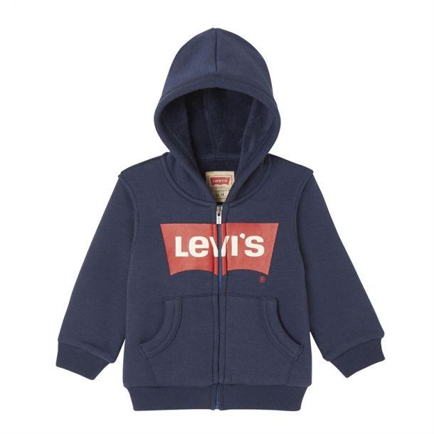 Baby Boys Logo Zip Up Hoodie