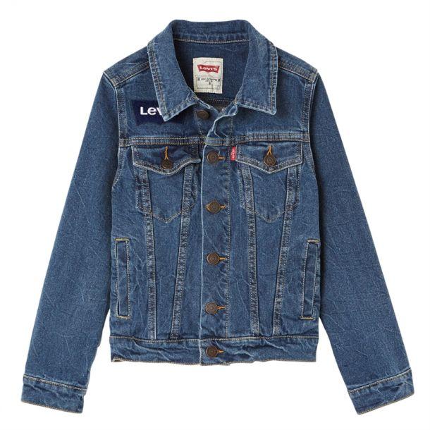 Boys Trucker Denim Jacket
