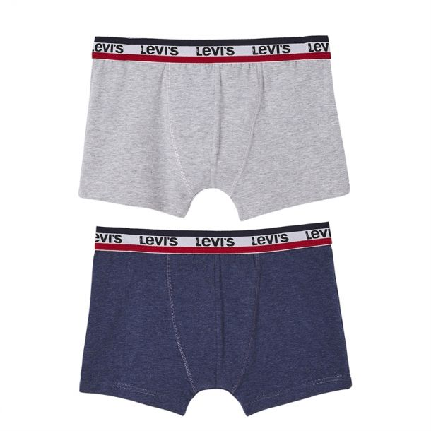 Boys Pack Of Two Boxer Shorts