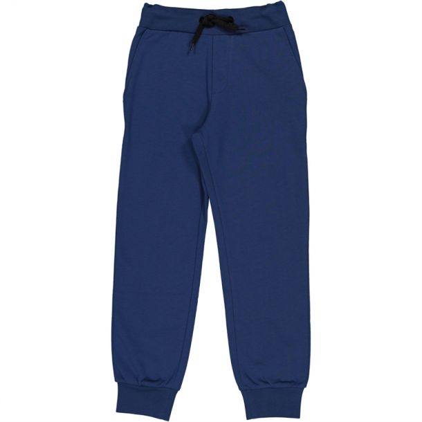 Boys Blue Branded Joggers