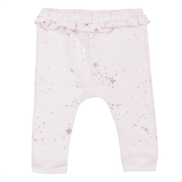 Baby Girls Star Print Joggers
