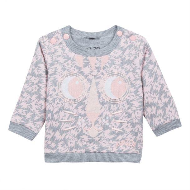 Baby Girls Elisheva Sweatshirt