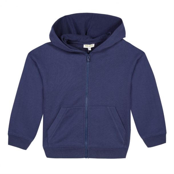 Girls Hooded Branded Top