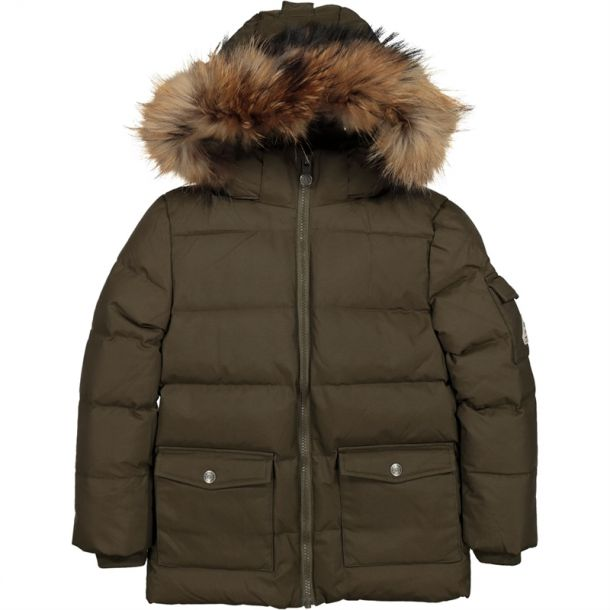 Boys 'authentic' Down Jacket