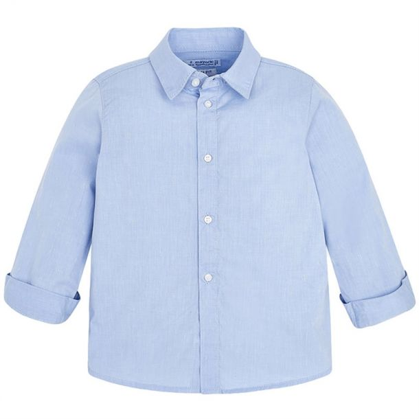 Boys Classic Cotton Shirt