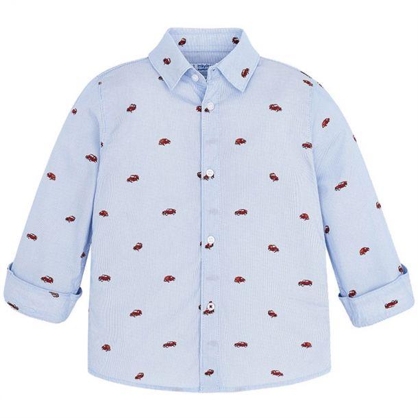 Boys Car Classic Shirt