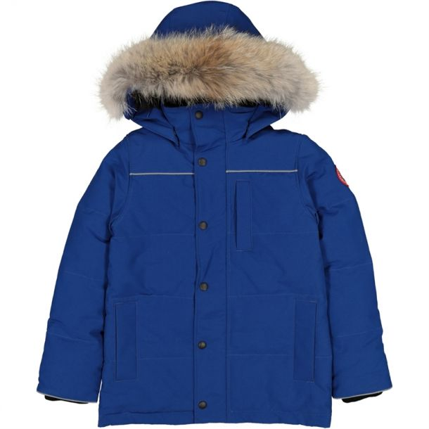 Pacific Blue Eakin Down Parka