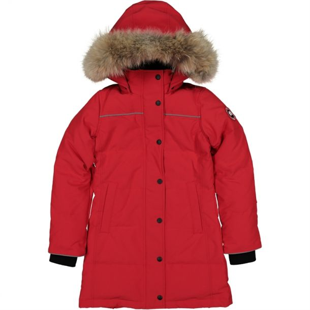 Red Juniper Down Parka