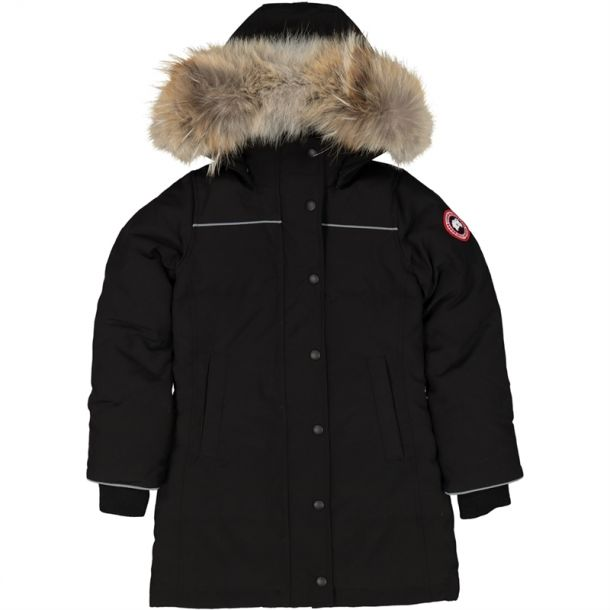 Black Juniper Down Parka