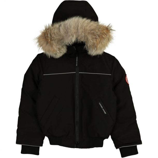 Black Kids Grizzly Jacket
