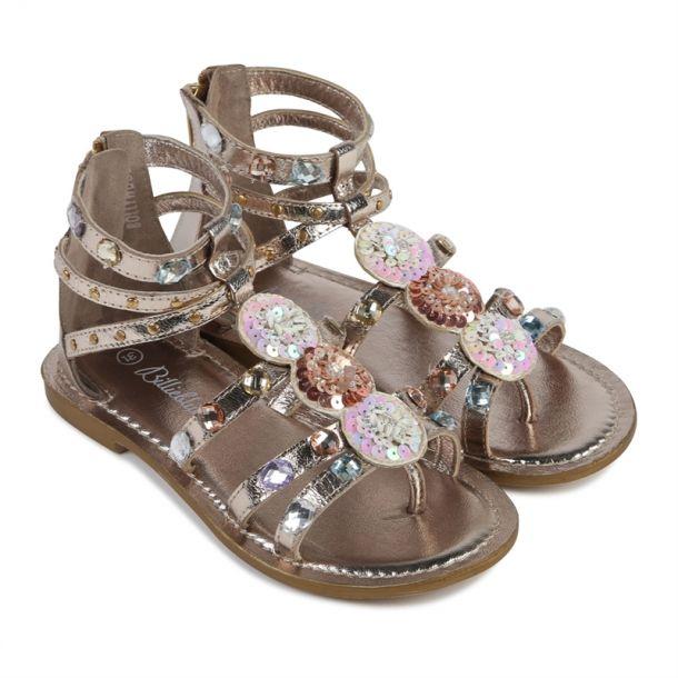 Girls Gladiator Sandal