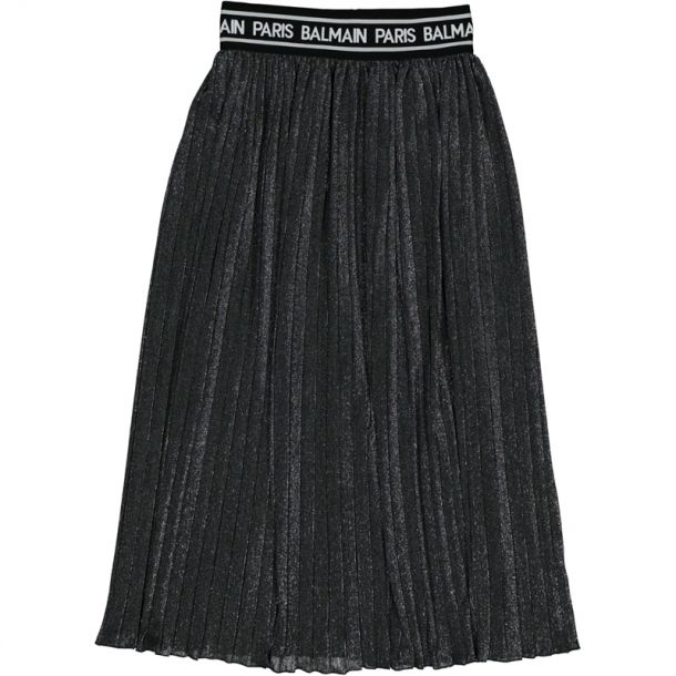 Girls Branded Maxi Skirt
