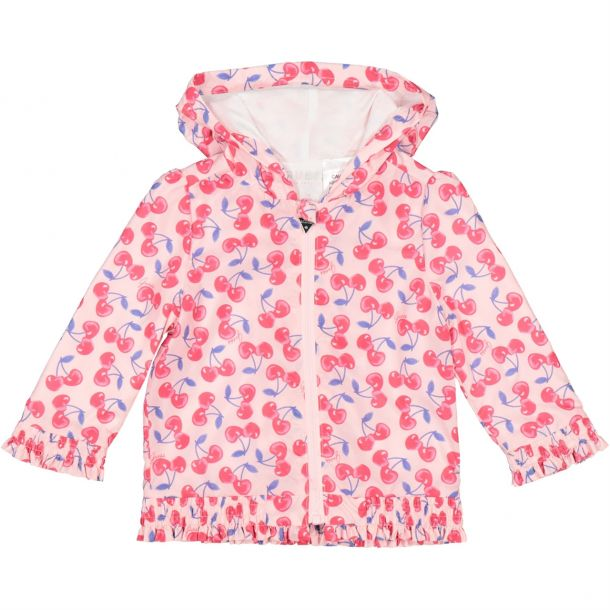 Baby Girls Cherry Windbreaker