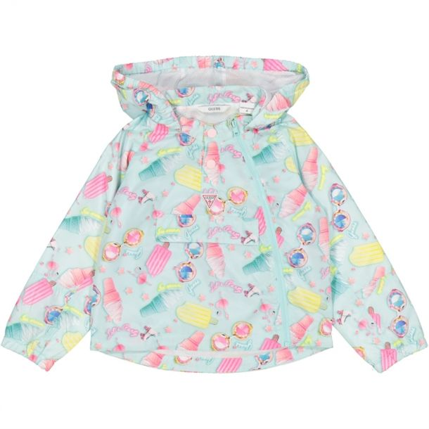 Girls Ice Cream Windbreaker