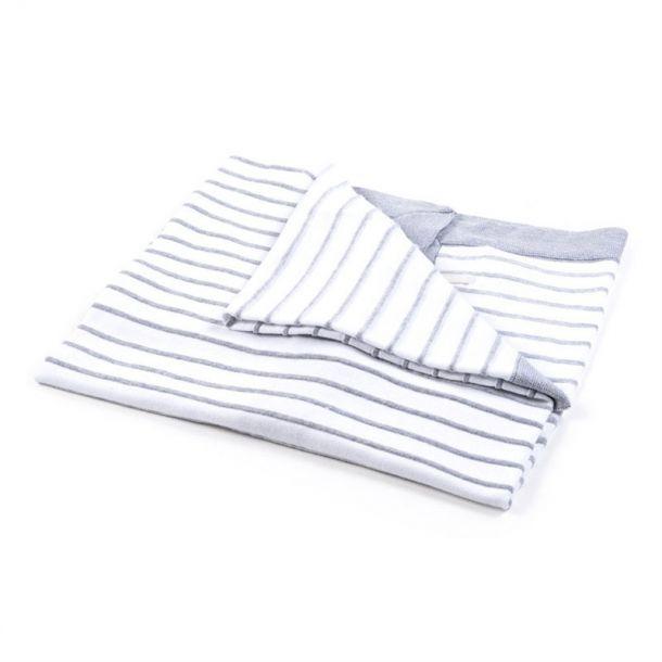 Baby Stripe Knit Blanket