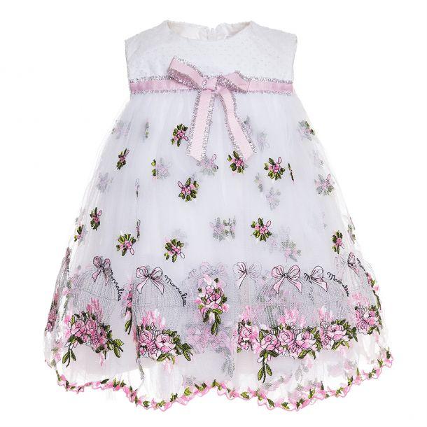 Baby Girls Birdcage Dress