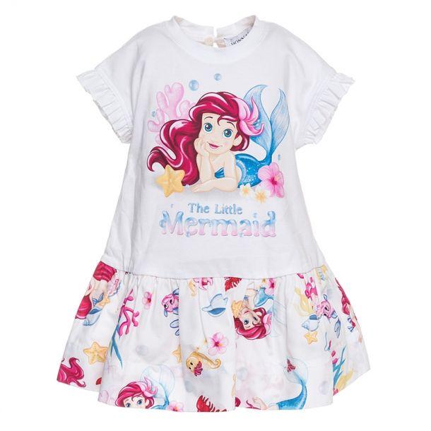 Baby Girls Mermaid Frill Dress