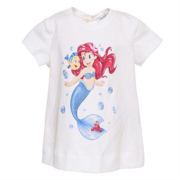 Baby Girl Mermaid T-shirt