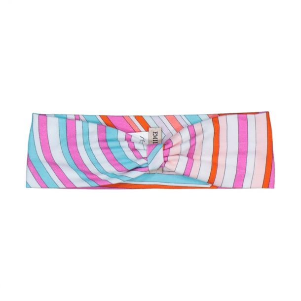 Baby Girl Star Fabric Headband