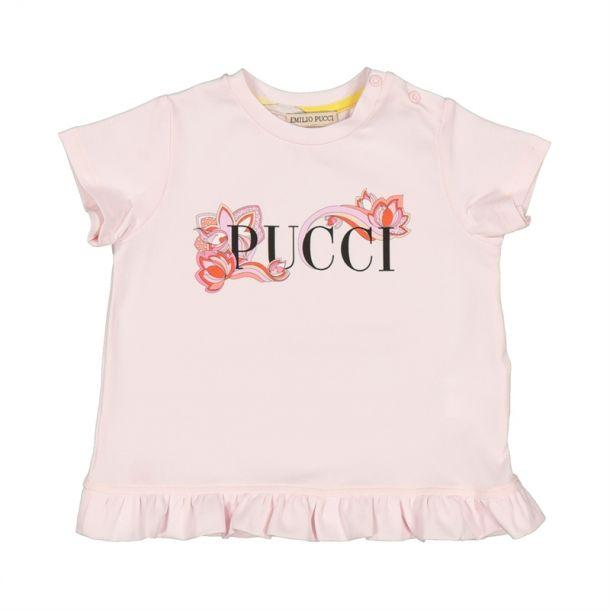 Baby Girl Nisida Frill T-shirt