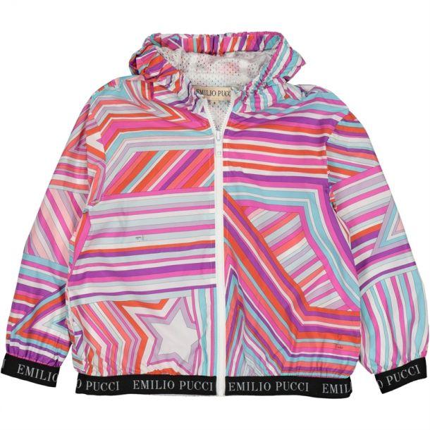 Girls Falling Star Jacket