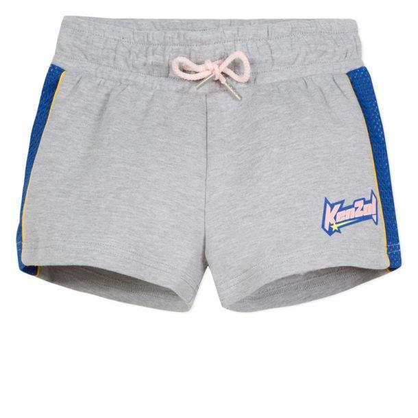 Girls Kenzo Racing Logo Shorts