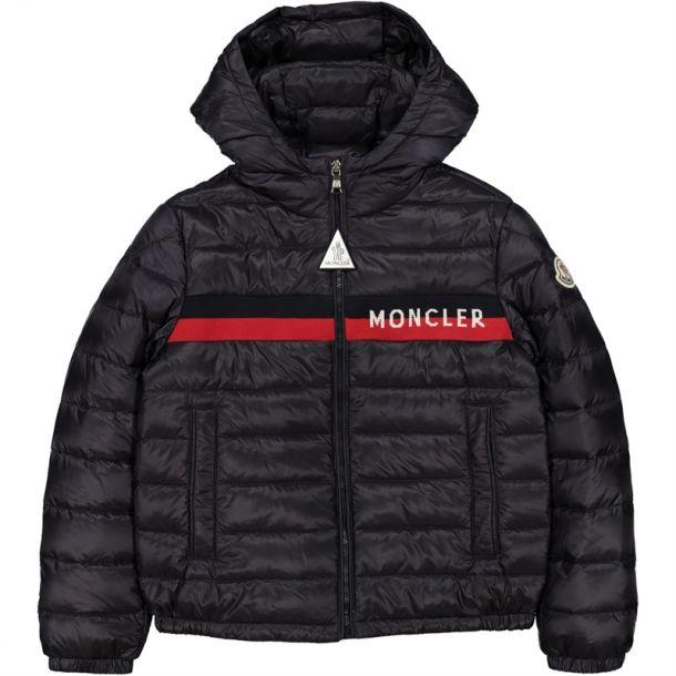 Boys Ouanary Hooded Jacket
