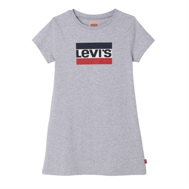 Girls Logo Short Sleeve Dress