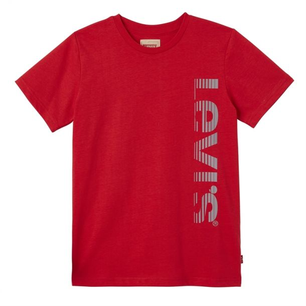 Boys Reflective Logo T-shirt