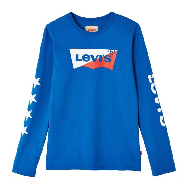 Boys Star Long Sleeve T-shirt